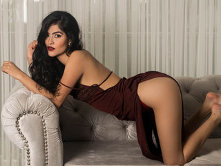 cam girl masturbating with vibrator AmyBennet